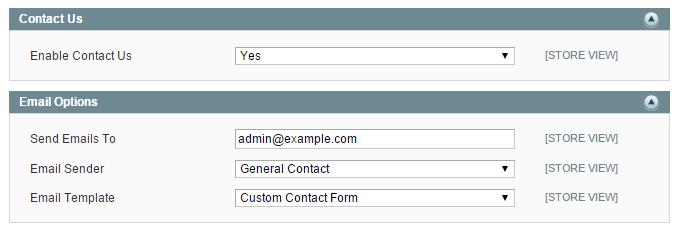 Customizing the Magento Contact Form, Part 2: E-mail Notifications