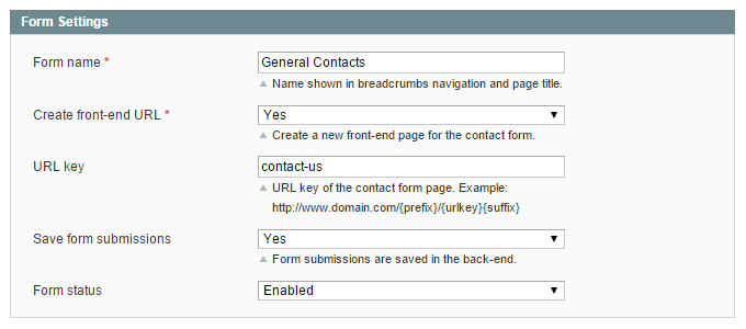 Customizing the Magento Contact Form, Part 1: Content & Design ...