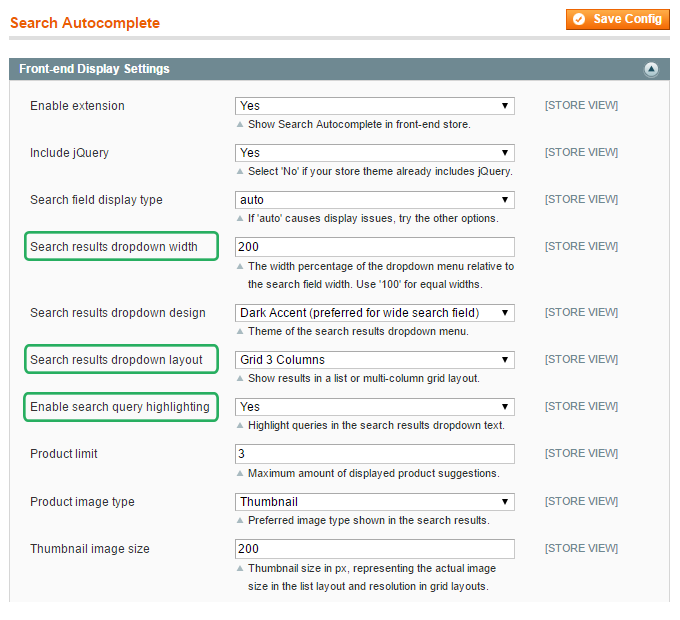 What's new in Magento Search Autocomplete v1 4 0 | Plugin Company