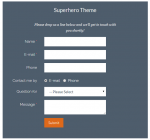 bootstrap superhero theme