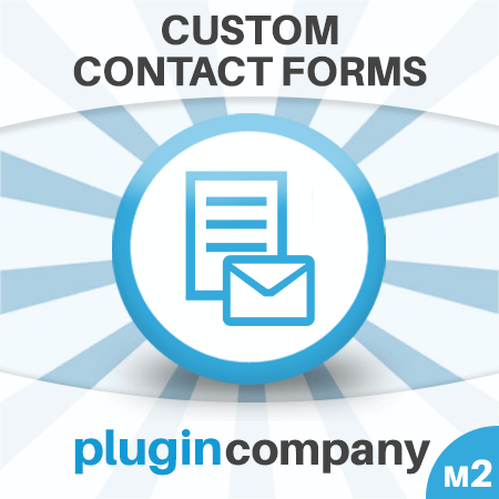 Custom Contact Forms Magento 2 Extension Icon
