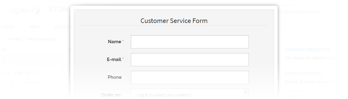 The Ultimate Magento® Contact Form Extension