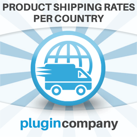 Magento Product Shipping Rates Per Country Extension icon