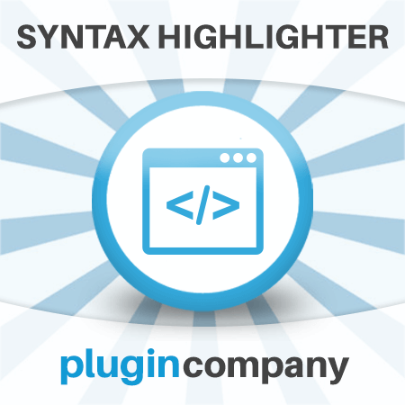 Magento Syntax Highlighter Extension icon