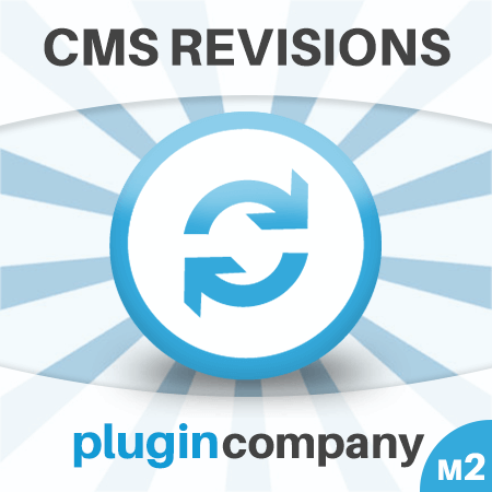 Magento 2 CMS Revisions Extension icon