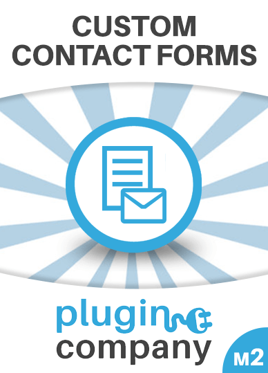 Custom Contact Forms Magento 2 Extension | Magento Extension