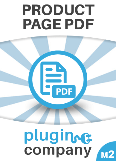 Product Page PDF Magento 2 Extension | Magento Extension