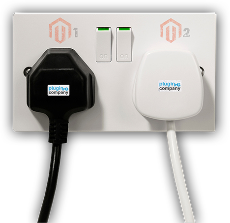 Magento plug play wall socket